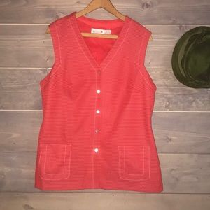 60's polyester top